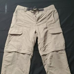 The North Face Outdoor Convertible Pants - M